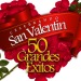 Various Artists Celebrando San Valentín (50 Grandes Éxitos)